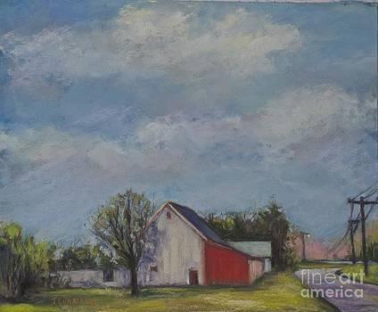 CountryRoad by Joyce A Guariglia