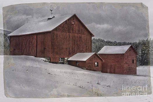 Thomas Schoeller - Countryside Scenic - Vintage Barns of Berkshire County