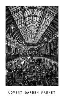 Covent Garden Market by Dobromir Dobrinov