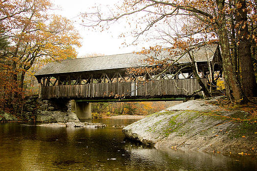 Covered Bridge  by Allan Millora