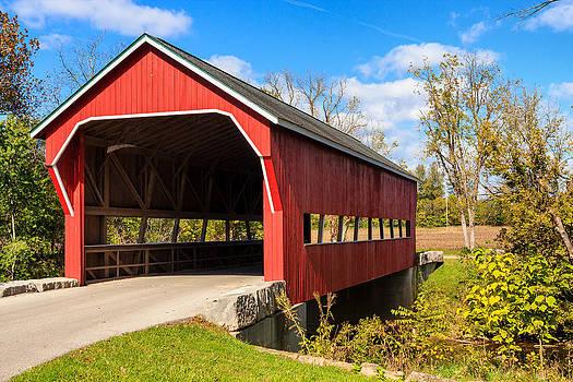 Covered Bridge by John Zocco