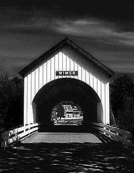 Covered Bridge by Melanie Lankford Photography