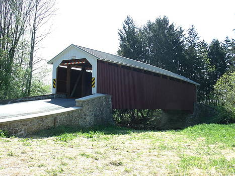 Covered Bridge by Terrilee Walton-Smith