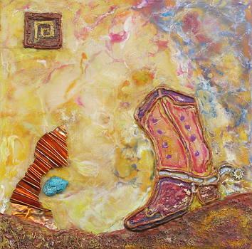 Cowboy Boot by Joe Bourne