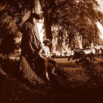 Cowboy Contemplation by Martin Sullivan