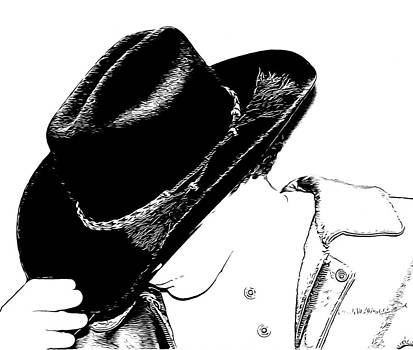 Cowboy by Jennifer Muller