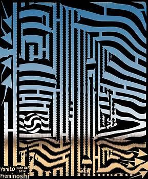 Cowboy Maze by Yanito Freminoshi