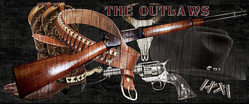 Cowboy Outlaws by Khiet Bui