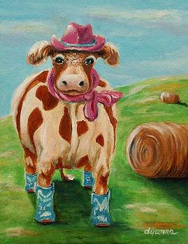 Cowgirl by Dyanne Parker
