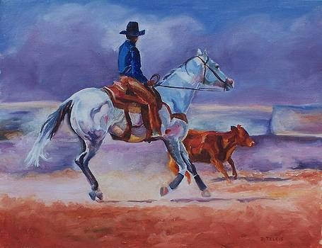 Cowpony by Donna Teleis