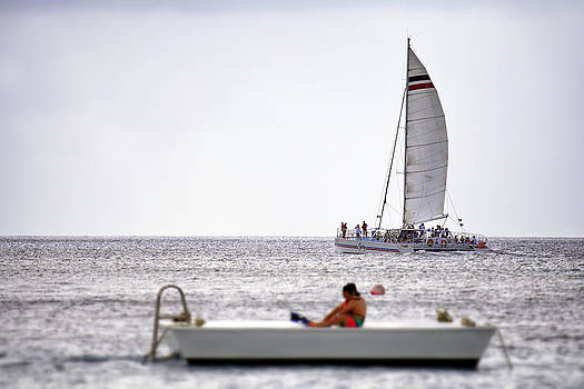 Jason Politte - Cozumel Catamaran