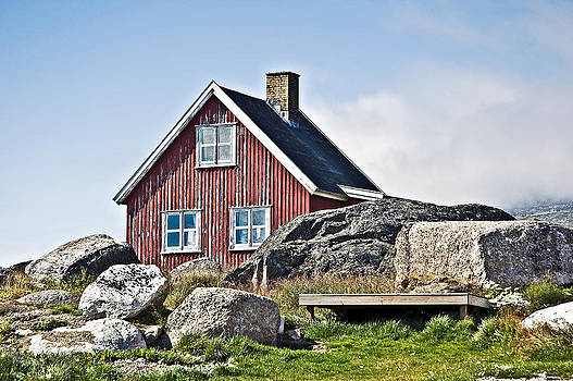 Cozy Greenland by Kay Price