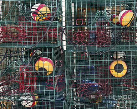 Crab Traps by Luana K Perez