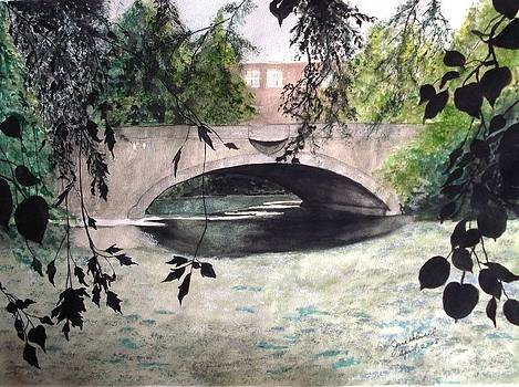 Craddock Bridge Down Under by June Holwell