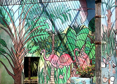 Crandon Park Art by Theresa Willingham