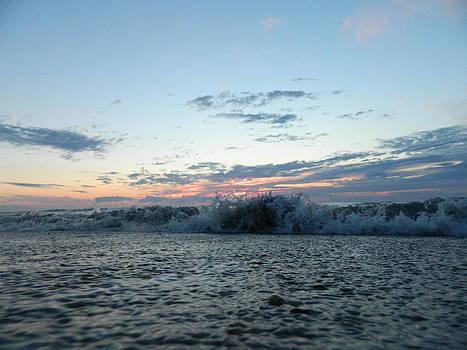 Crashing Sunrise by Linda Brown