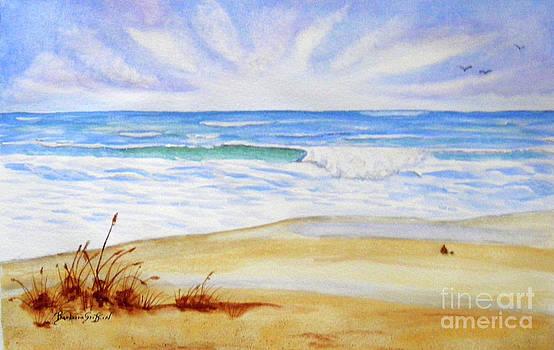 Barbara Griffin - Crashing Wave