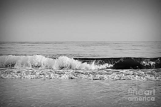 Crashing Wave by Frances Hodgkins