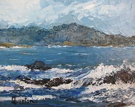 Crashing Waves by Lori Quarton