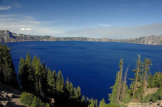 Donna Blackhall - Crater Lake Rim