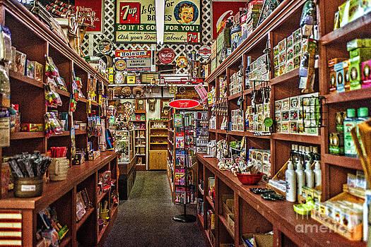 Tamyra Ayles - Crawley General Store