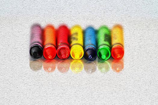 Karol  Livote - Crayons