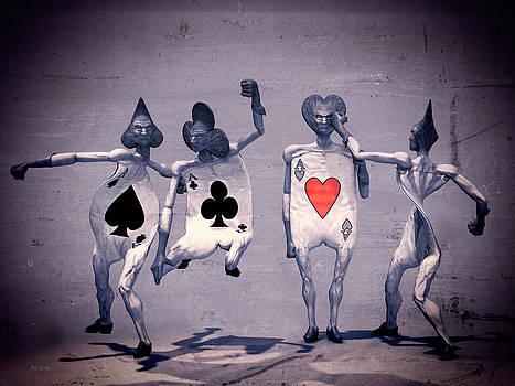 Crazy Aces by Bob Orsillo