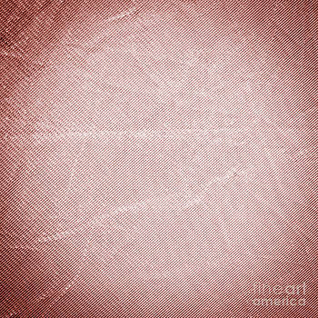 Tim Hester - Creased Red Fabric Background