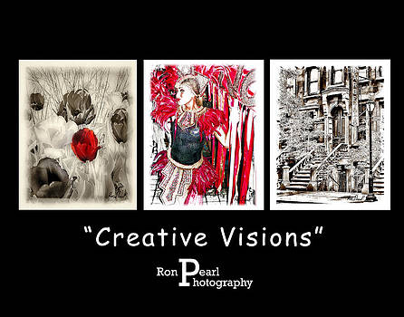 Creative Visions #1 by Ron Pearl