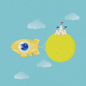 Creative Zeppelin Planet.jpg by Cosmin Bicu