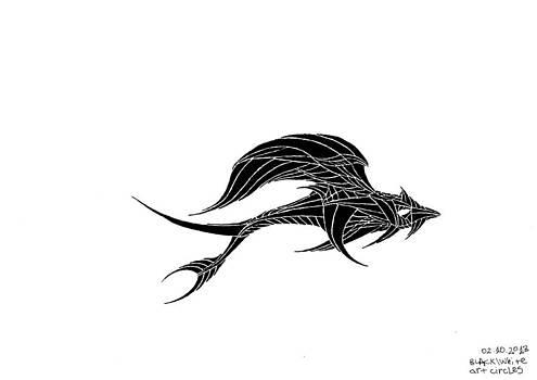 Creature 03 by Petar  Stankov