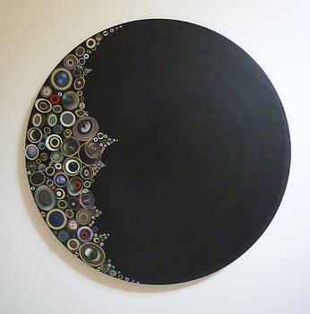 Crescent Moon by Douglas Fromm