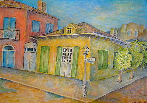 Creole Cottage by Joan Landry