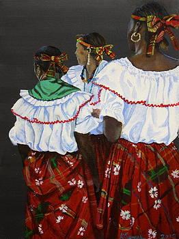 Creole Ladies by Kelvin James