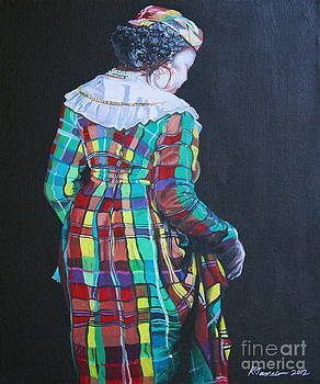 Creole Lady by Kelvin James