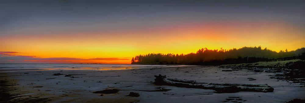 Crescent Beach Sunrise by Rod Mathis