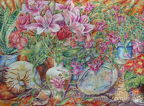 Crimson by Barbara Timberman