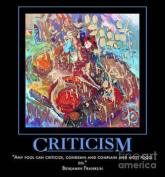 Criticism by Sylvia Greer