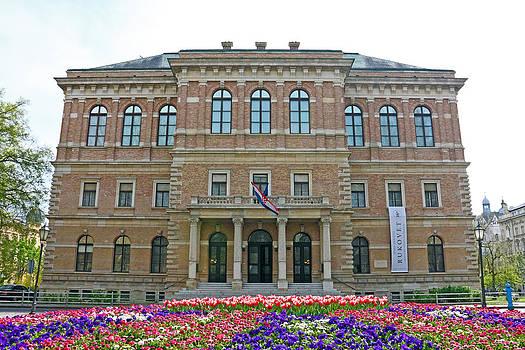 Croatian Academy of Sciences and Arts  by Borislav Marinic
