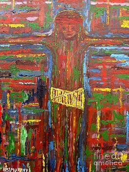 Cross 3 by Patrick J Murphy