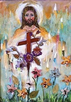 Cross of Christ by Mary Spyridon Thompson
