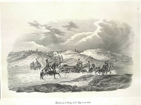 Crossing The River Vop by British Library