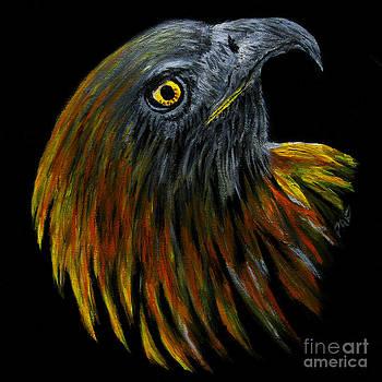 Peter Piatt - Crowhawk Original