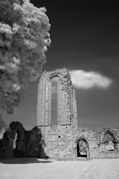 Croxden Abbey Ruins by Derek Sherwin