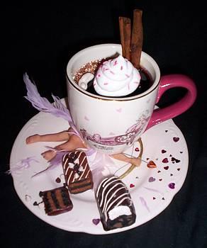 Crushed Cupid...I Choose Chocolate by Tamara Stickler