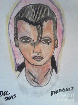 Cry baby by Amelia Rodriguez