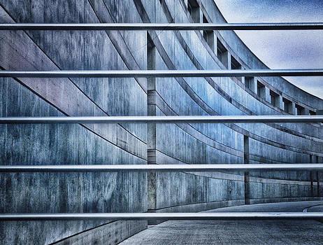 Crystal Bridges Museum GreyTones by Gia Marie Houck