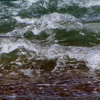 Crystal Clear Waters by Christine Bradley