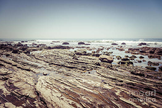 Paul Velgos - Crystal Cove Rock Formations and Tide Pools Picture