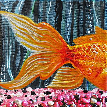 Crystal The Fish by Paul Schoenig